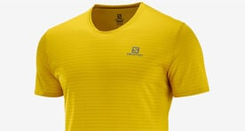 T-Shirt Salomon sense 37.5
